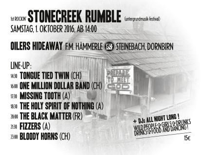 Stonecreek Rumble